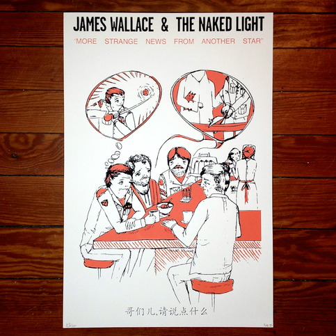 James wallace and the naked light foto 88