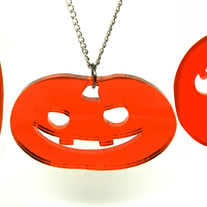 Pumpkin Patch Necklace