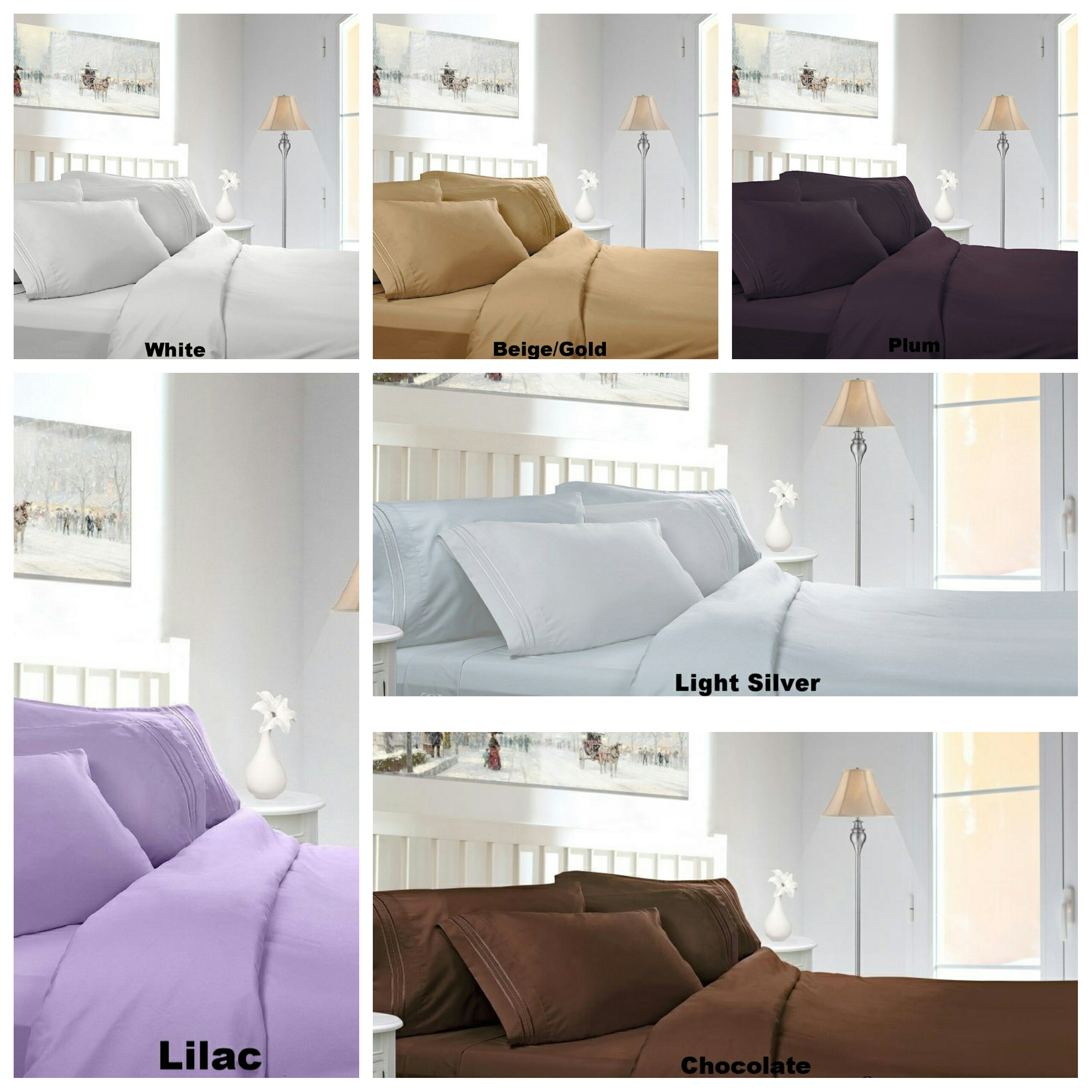 Individual Flat Sheet · The Sheet People · line Store Powered by