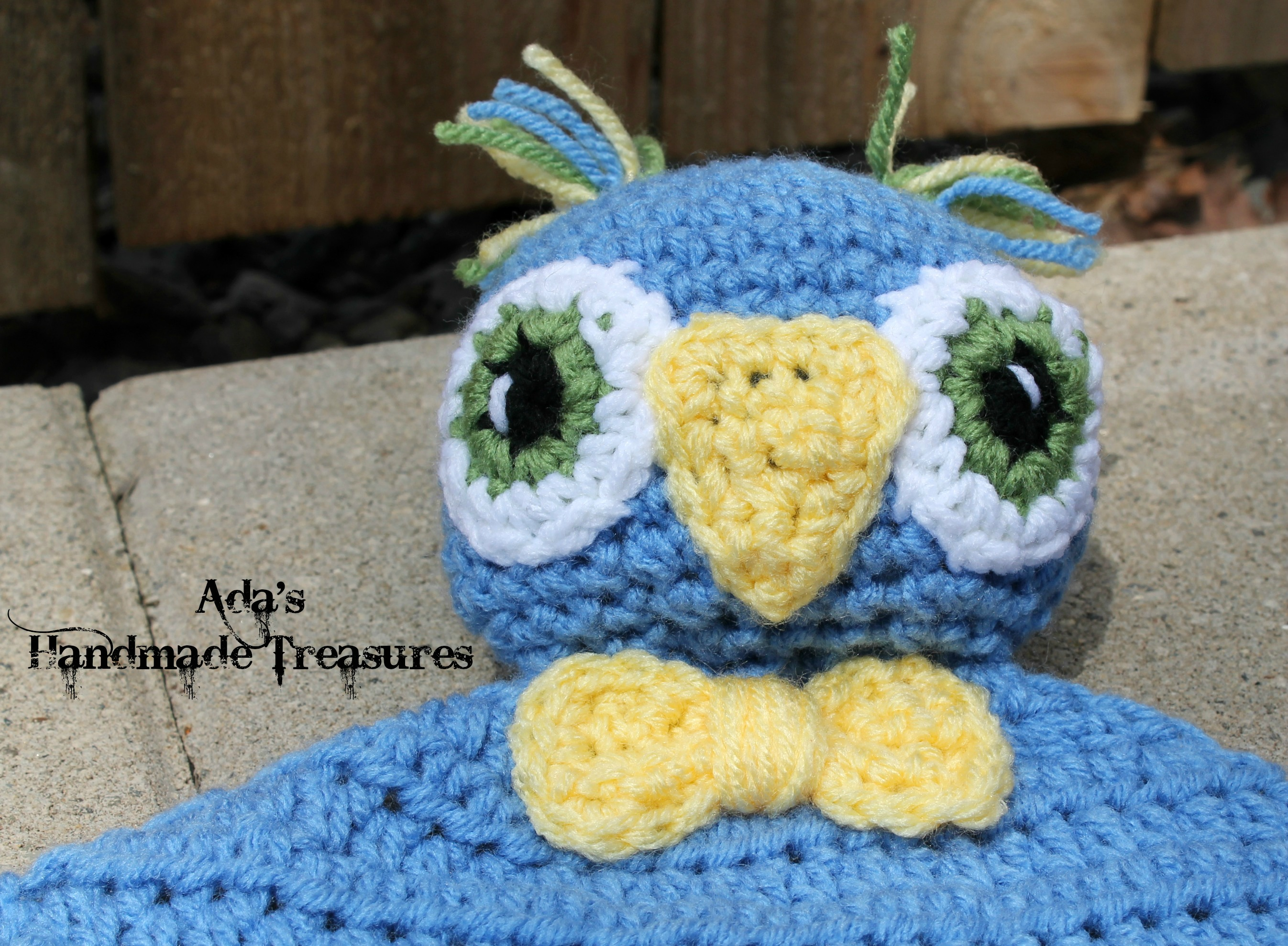 Crochet Owl Blanket : crochet cuddle blanket owl $ 20 00 on sale boy owl girl owl added to ...
