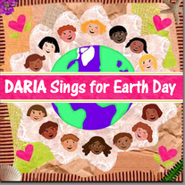Daria Sings For Earth Day - Digital CD