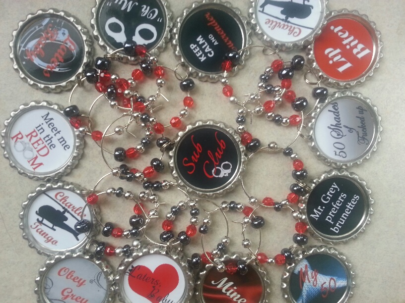 50 Shades Party Ideas 50 Shades of Grey Party Favors
