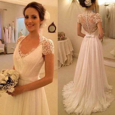 vintage discount wedding dresses