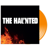 The Haunted - The Haunted (orange vinyl)