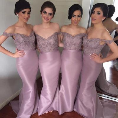 Trendy Bridesmaid Dresses