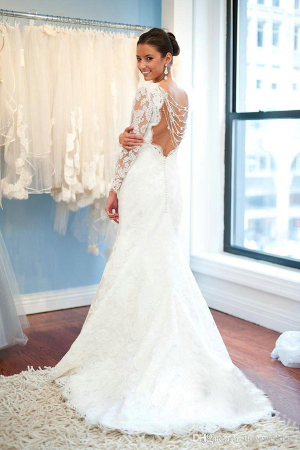 Long white wedding dress lace wedding dressa line wedding dress long white wedding dress lace wedding dressa line wedding dressopen junglespirit Choice Image