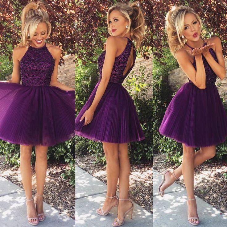 Solo Dress Grape Christmas Dress,Princess Party Dresses,Tulle Prom ...