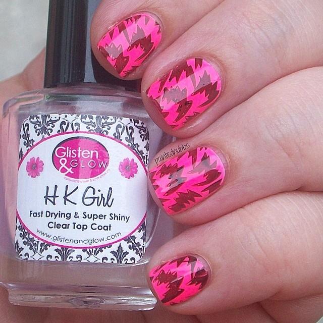 Barbie Pink Drink - Neon Pink Nail Polish · Spellbound Nails ...
