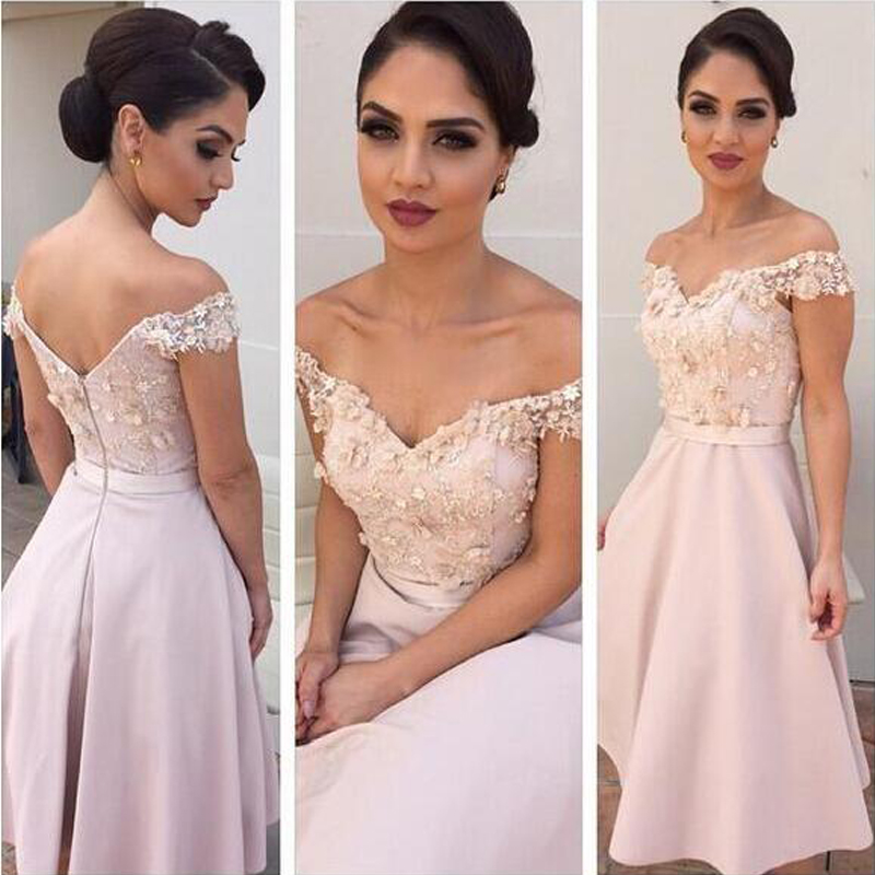 0c3d5cd526 Short bridesmaid dress