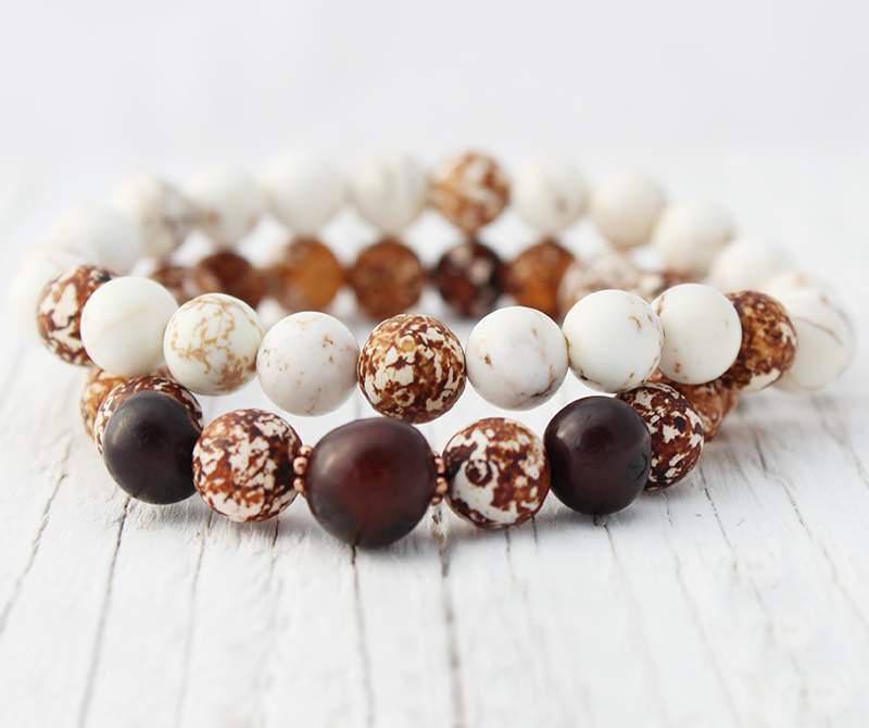 stone gemstone stretch elastic bracelet red itm photos crystal details bead garnet about natural