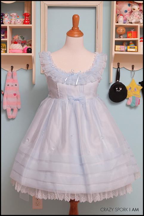 Angelic Pretty Glass Doll Jsk