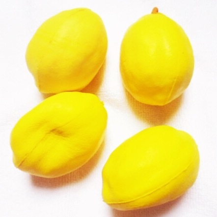 Squishy Lemon : Realistic Lemon Squishy ? Pandapples ? Online Store Powered by Storenvy