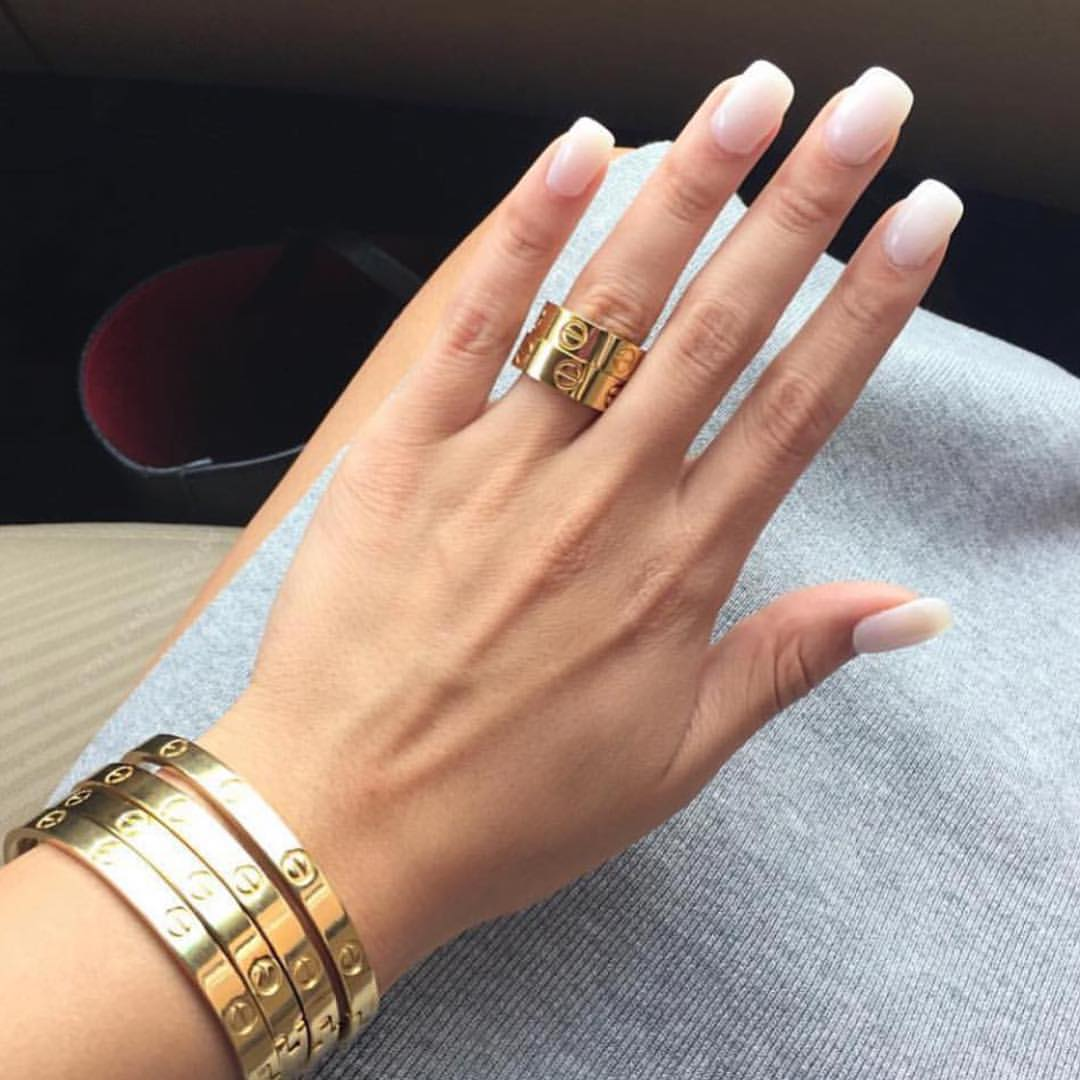 Kylie Jenner Amp Kardashian Girls Screw Ring Replicas