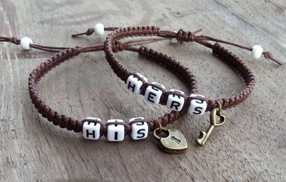 couples bracelet boyfriend jewelry bracelet girlfriend. Black Bedroom Furniture Sets. Home Design Ideas