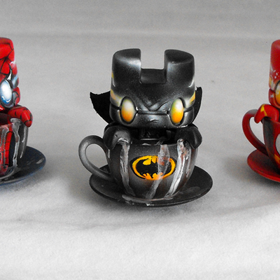 Hero cups - sold separately