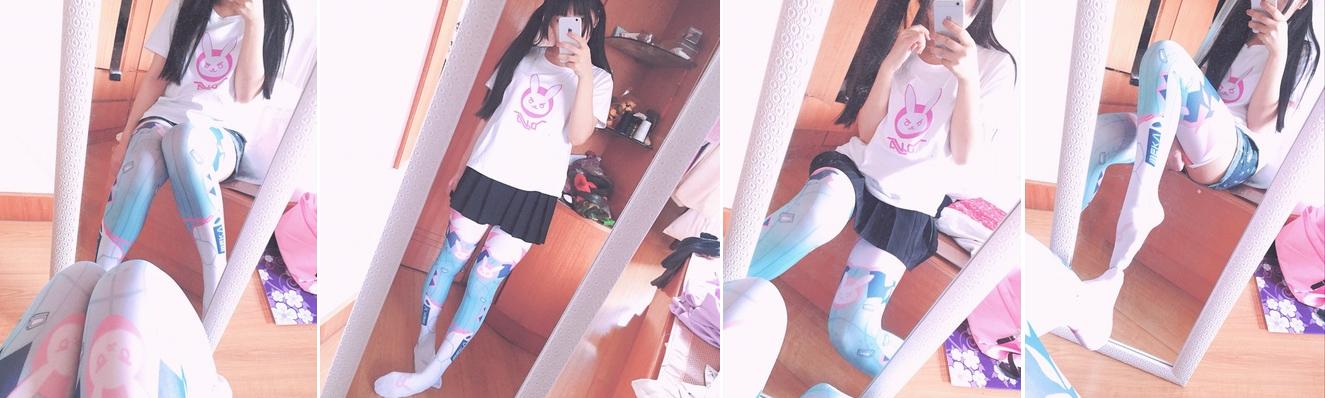 Japanese Thigh High Socks