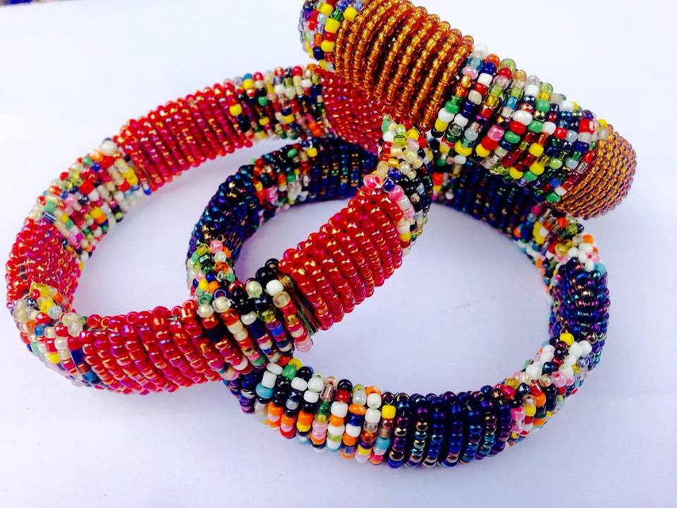 jewelry beaded large jewellery boho style bluestoneriver artisan collections red inspired bracelet bracelets handcrafted