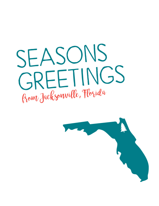 904 paper co seasons greetings from jacksonville florida green seasons greetings from jacksonville florida green m4hsunfo