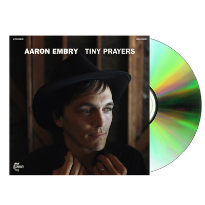 Aaron embry - tiny prayers, cd