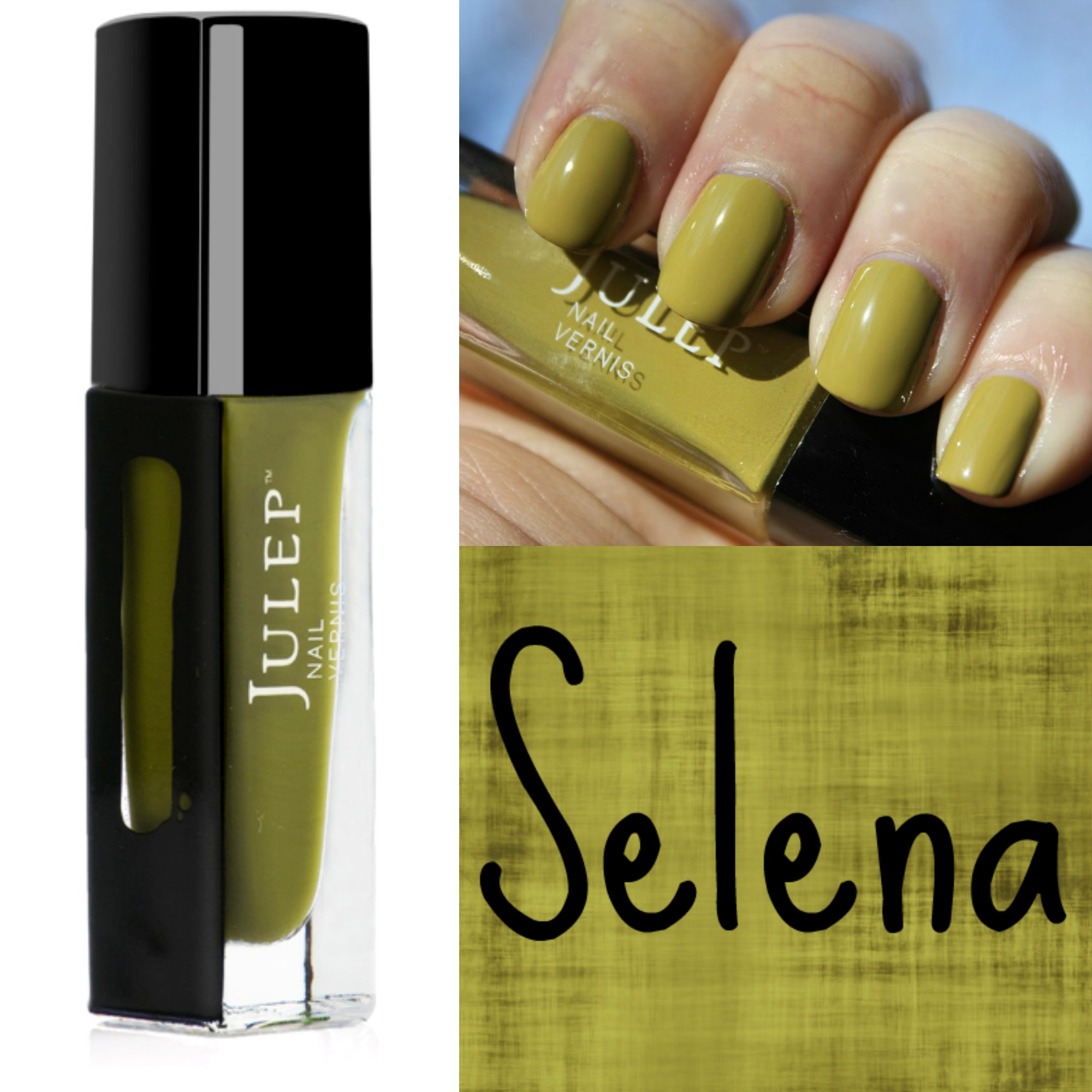 Julep - Nail Varnishes in Amy, Charlotte, Colbie, Julianne, Selena ...