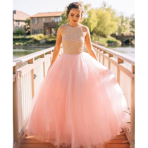Stunning prom dress cheap prom dress long prom dress for Cheap but beautiful wedding dresses