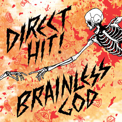 "Direct hit! ""brainless god"" cd  cccp 171-2"