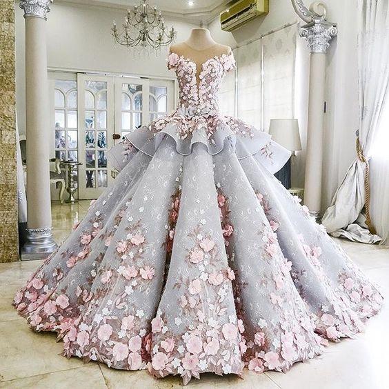 A79 Vestido De Noiva The Bride Luxury Crystal Beading Sweetheart ...