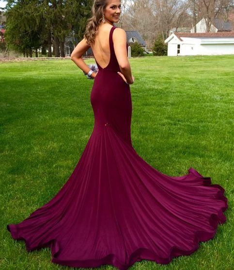 Stylish mermaid long prom dress,woman dresses · Dreamy Dress ...