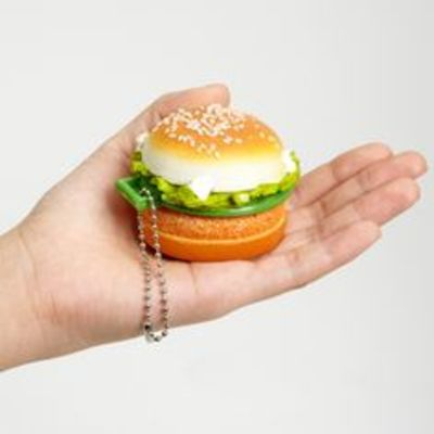 Squishy Burger Mirror : Home ? Kawaii Squishy Shop ? Online Store Powered by Storenvy