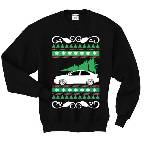 VW Jetta mk4 Ugly Christmas Sweater · Vinyl Guru · Online Store ...