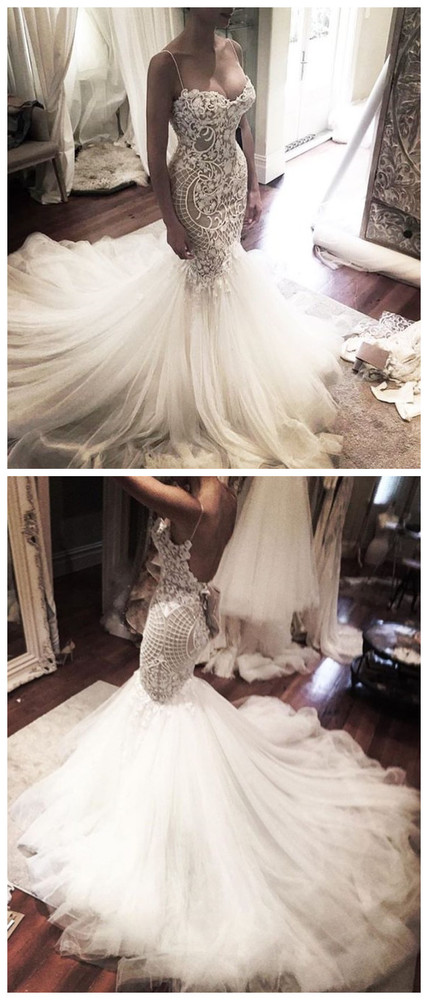 Wedding dresses wedding gown princess wedding dresses for Princess mermaid wedding dresses