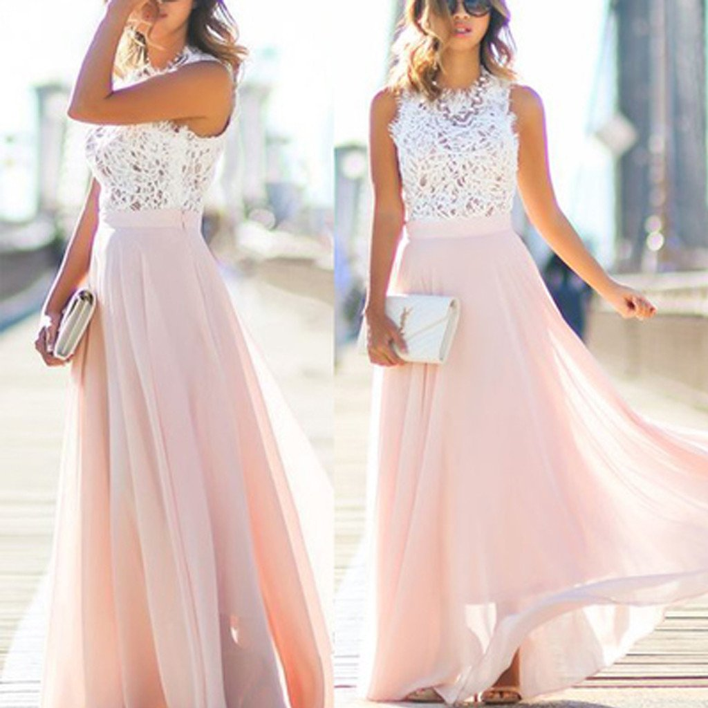 2017 fashion unique long bridesmaid prom dresses formal blush 2017 fashion unique long bridesmaid prom dresses formal blush pink chiffon cheap bridesmaid dresses ombrellifo Images