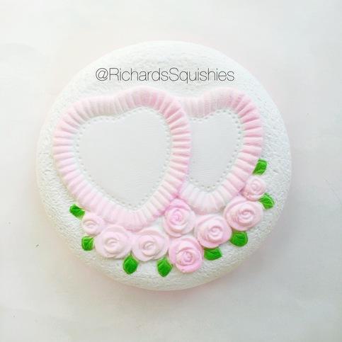 Squishy Muffinz Rose : Kiibru/Areedy Rose Cake Squishy ? Richard s Squishies ? Online Store Powered by Storenvy