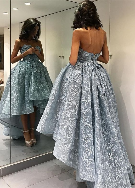 Special Occasion Dresses,Prom Dresses, Fancy Prom Dresses, Hi-low ...
