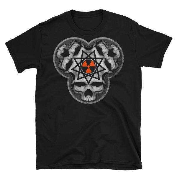 Enneagram Skull Unisex T Shirt Online