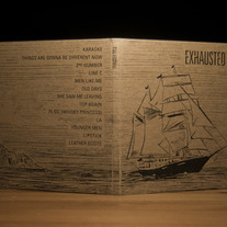 Exhausted Pipes CD + Digital Download (Tall Ship)