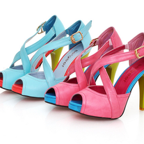 Zapatos Chicle / Bubblegum Shoes LS226