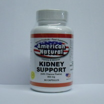 Kidney Support (Chanca Piedra) 60 caps by American Natural