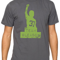 Team Gleason Mens T-shirts