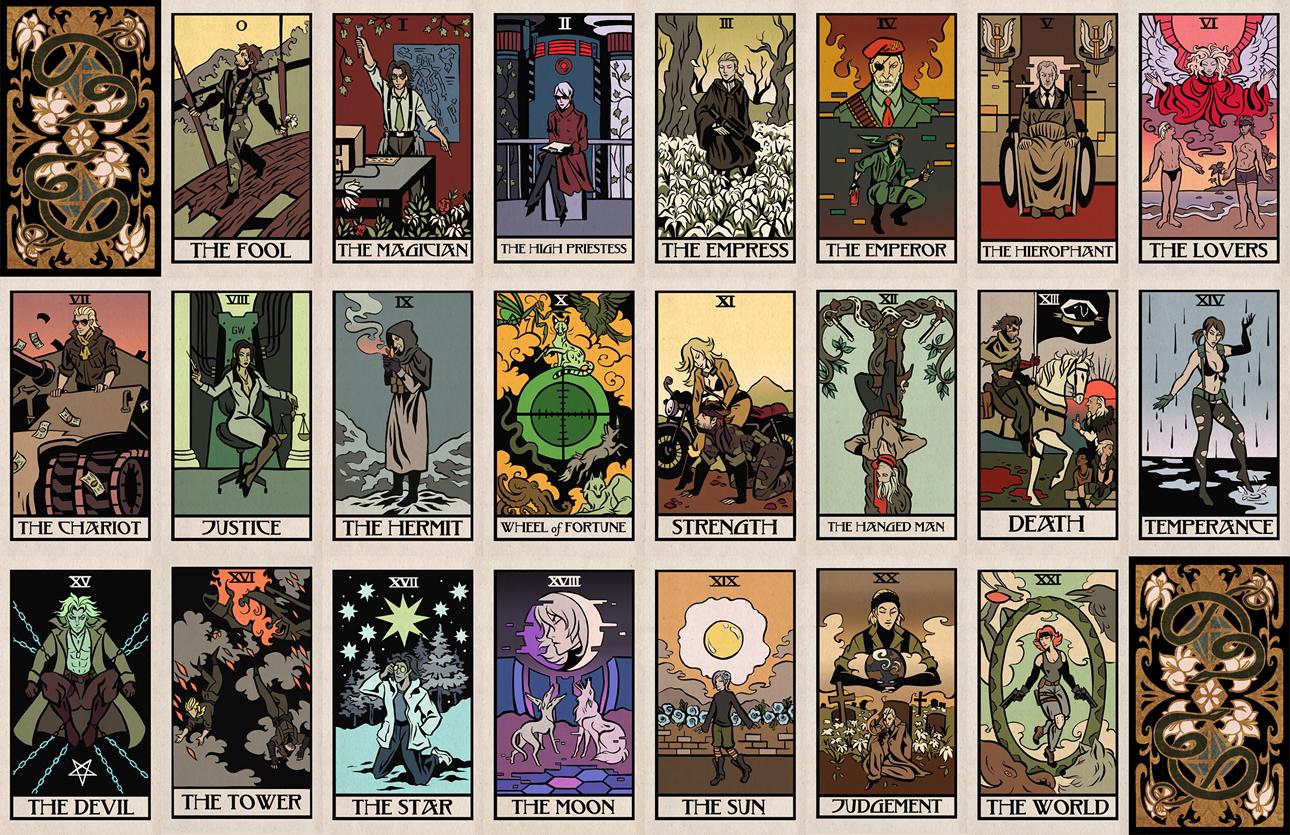 tarot card Everything about tarots and tarot cards in the tarot's major arcana.