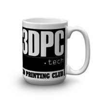 3D Printing Club Mug medium photo