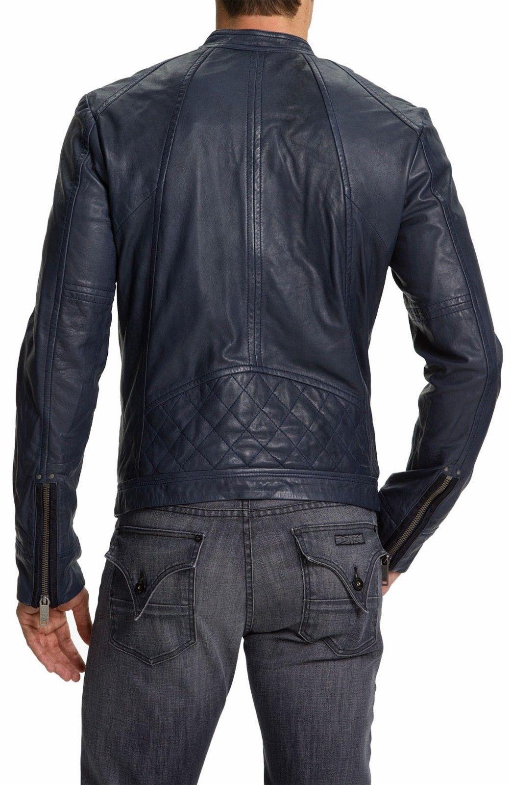 Men leather jacket online