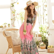 Vestido Bohemio / Bohemian Dress DW076