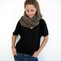 the double wrap cowl