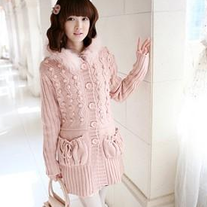 Abrigo Kawaii / Cute Coat DW544
