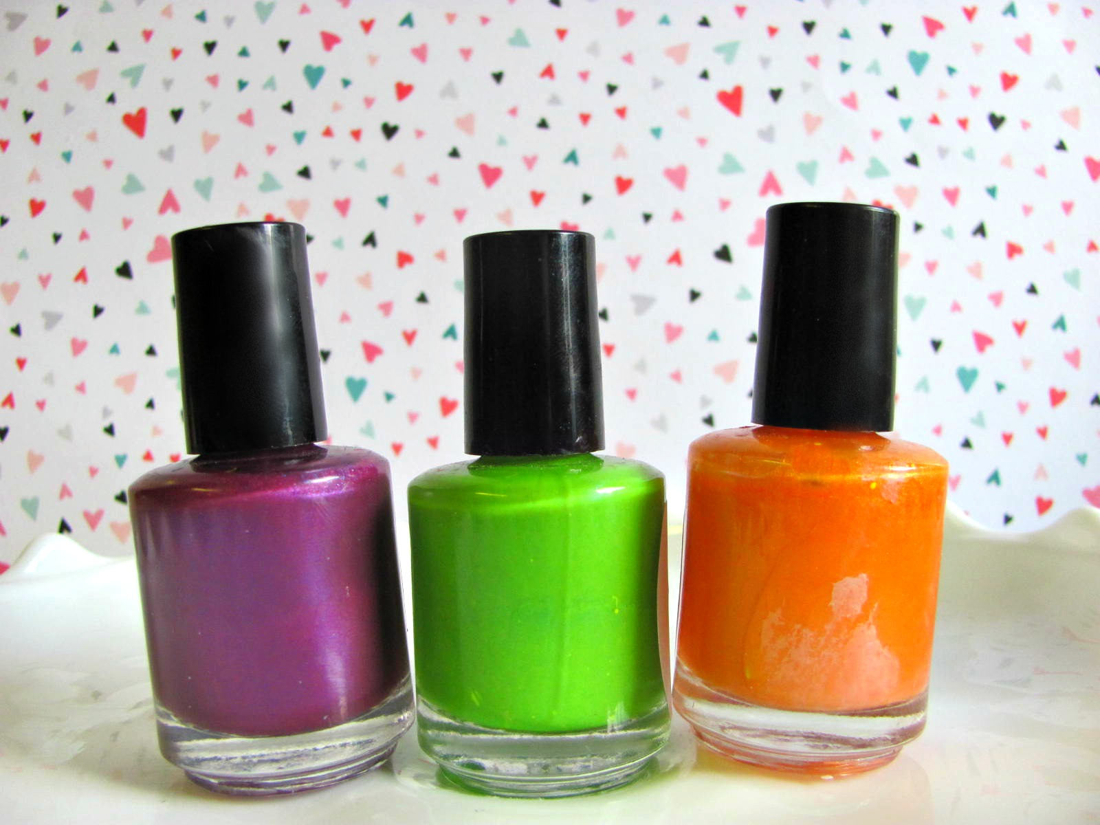 Monster Mash ~ Halloween ~ SCENTED NAIL POLISH ~ Trio · The Little ...