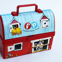 Fisher-Price Toy Lunch Box