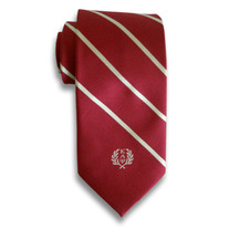 Kappa Alpha Psi Striped Wreath Tie