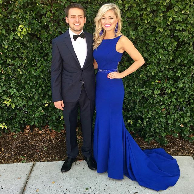 Prom Gown,Royal blue Prom Dresses,Evening Gowns,Formal Dresses,Royal ...