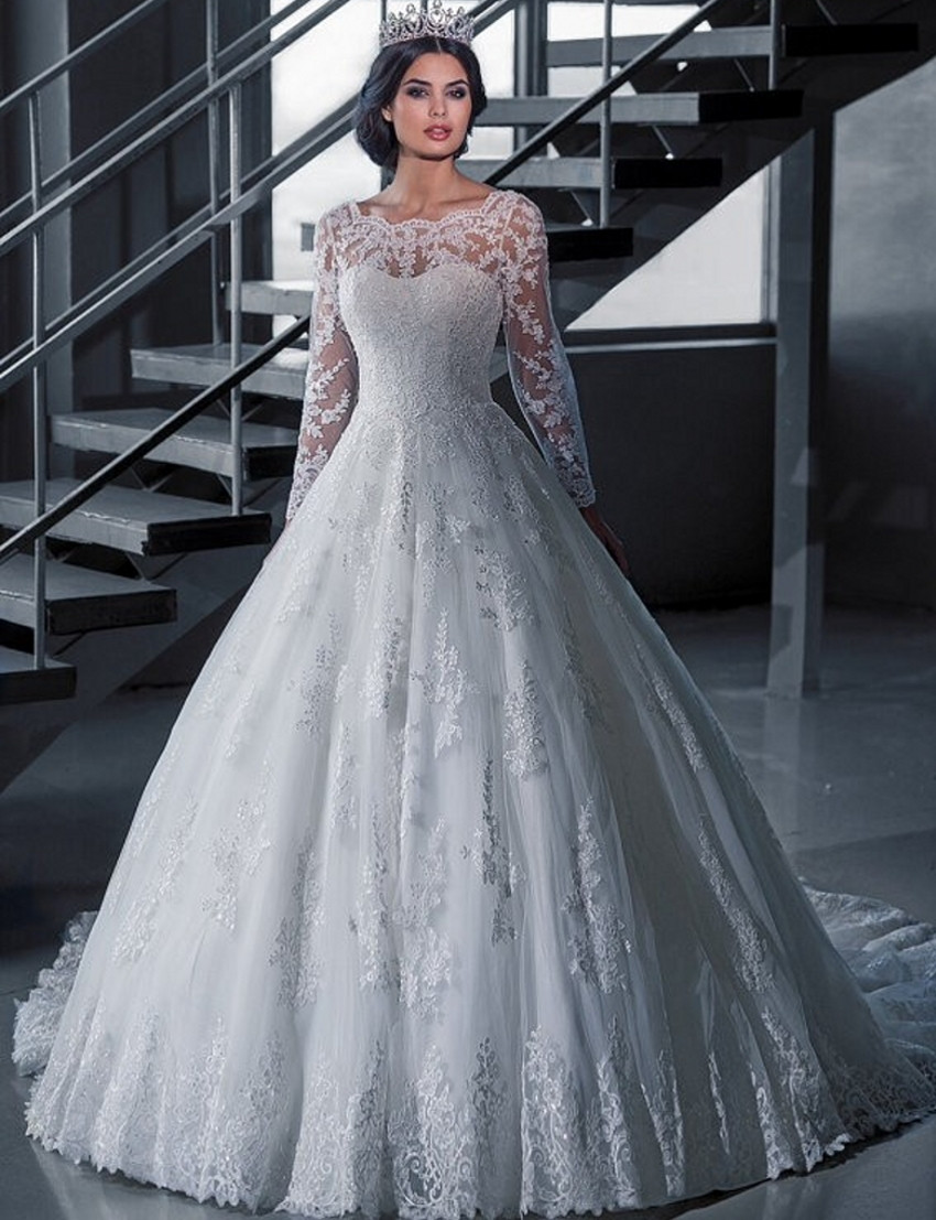 Princess Bride Wedding Dresses